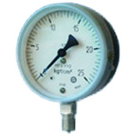 Манометры, вакуумметры, мановакуумметры МП3-УУ2. Диаметр: 100 мм