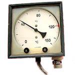 Термометры газовые и конденсационные ТКП-16СгВ3Т4; ТГП-16СгВ3Т4
