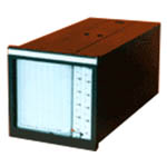 Прибор контроля пнев-кий регистрирующий ПКР.2, кл. 1,0; кл. 0,5