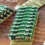Модуль преобразования напряжения в частоту МНЧ-1