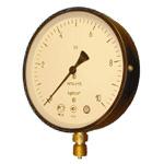 Манометры, мановакуумметры, вакуумметры,  МП4-У, ВП4-У, МВП4-У. Диаметр: 160 мм