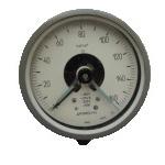 Манометры, (мановакуумметры, вакуумметры) электроконтактные сигнализирующие  ДМ2005Сг, (ДА2005Сг, ДВ2005Сг )