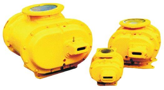 Счетчики газа ротационные G400 РГК