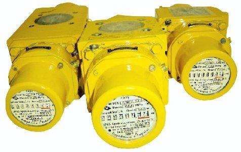 Счетчики газа ротационные G10 РГА-Ех