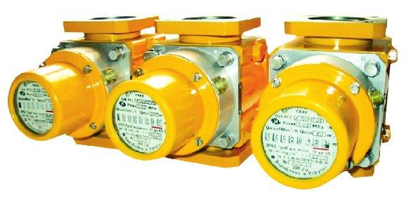 Счетчики газа роторные G25 РГС-Ех