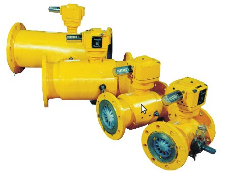 Счетчики газа турбинные ЛГ-К-100-Ех