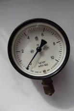 Манометры, (мановакуумметры, вакуумметры), МТП-100 (МВТП-100, ВТП-100) . Диаметр: 100 мм