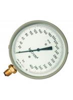 Манометры точных измерений МТИ кислотостойкие класс точности 0,6; 1