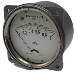 Дифманометры-тягомеры ДТмМП-100-М1