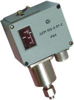 Датчики-реле давления: ДЕМ 102