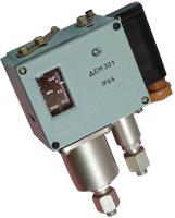 Датчик-реле давления сдвоенный ДЕМ301