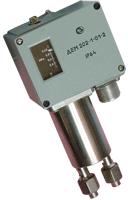 Датчики-реле разности давлений: ДЕМ202
