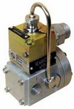 Клапан отсечной взрывозащищенный ОКВ-1